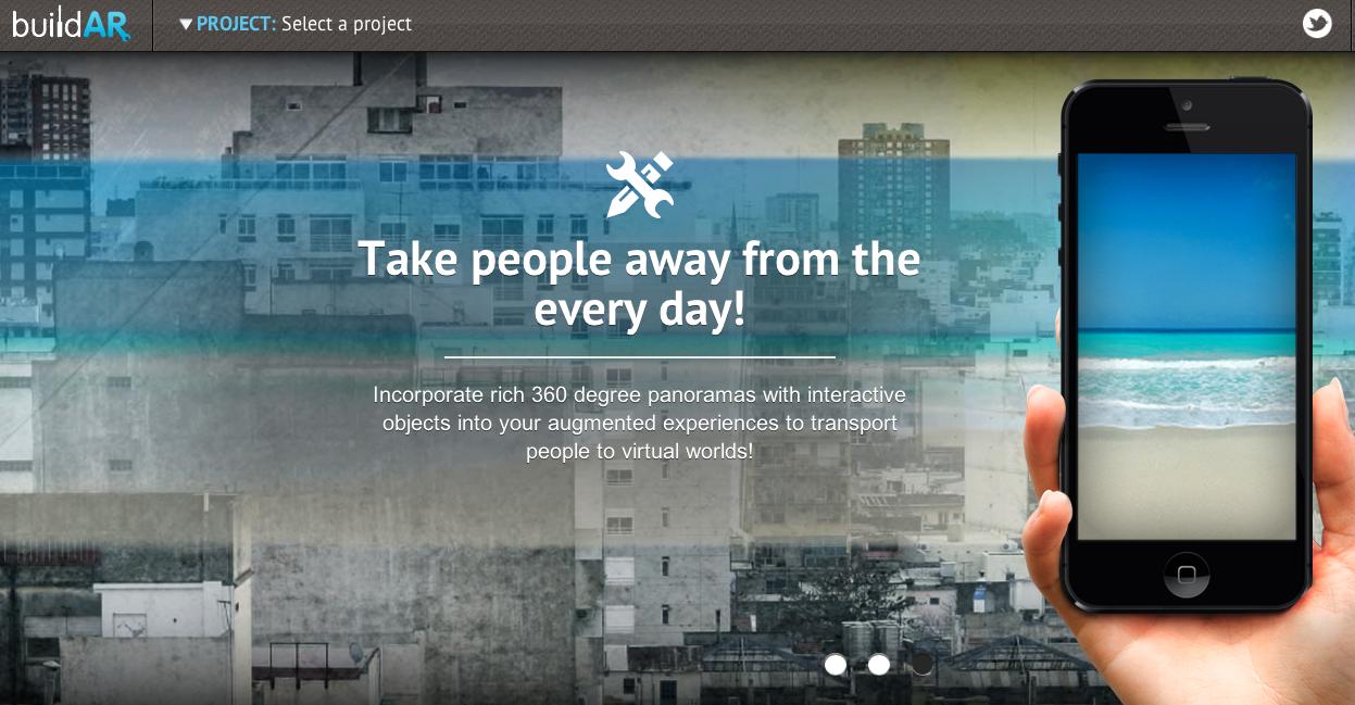 Draft web site - Project - Augmented Reality - Wiki.mq.edu.au
